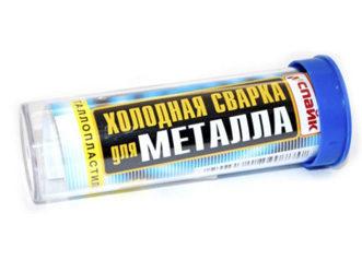 Холодная сварка для металла термостойкая:инструкция,характеристики