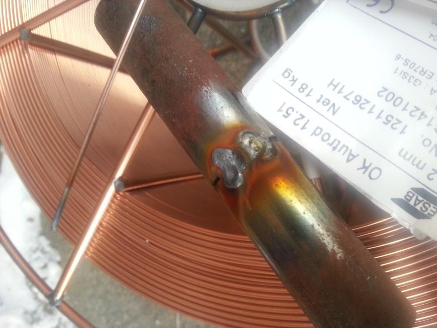 Можноли сварить нержпвейку простым электродом