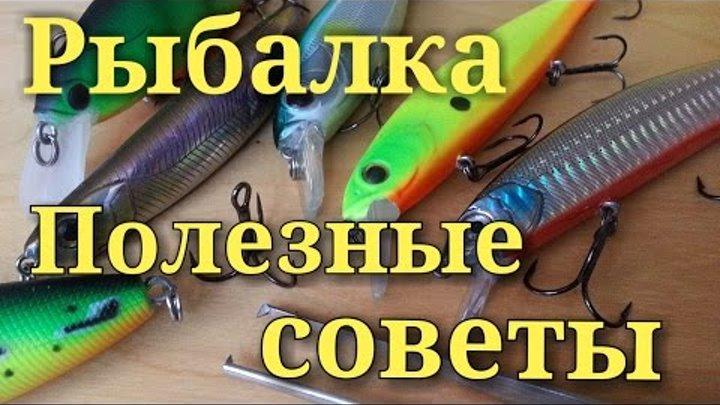 Полезные статьи для рыбалки