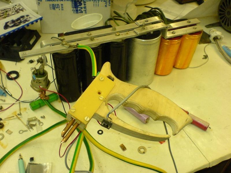 Сварка своими руками с конденсатором