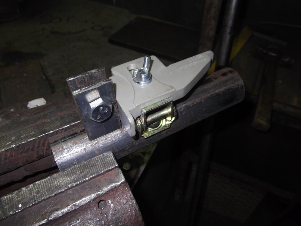 Сварочный магнитный угольник