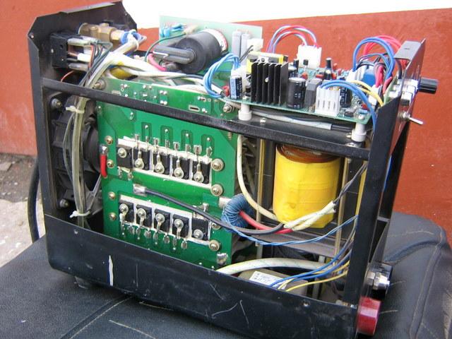 Сварочные инверторы ремонт
