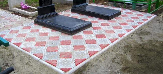сосудов, как положить плитку на могилу самому Варну будет комфортной