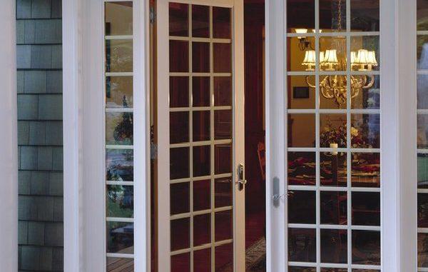 террасные двери