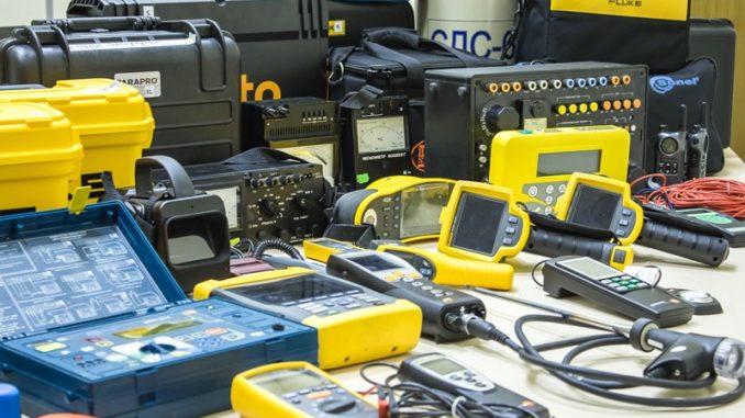 Электротехническое оборудование для лабораторий
